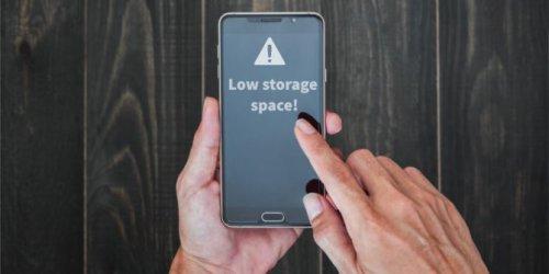 پنج روش مؤثر برای خالی کردن حافظه گوشی های اندرویدی