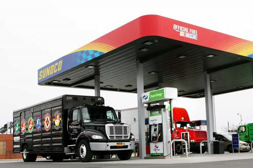 ۲۰ هزار خودروی سنگین، گازسوز خواهند شد