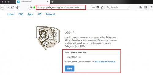 چگونه میتوان اکانت تلگرام را حذف کرد؟