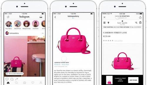 اینستاگرام در حال توسعه اپلیکیشنی در زمینه خرید و فروش است