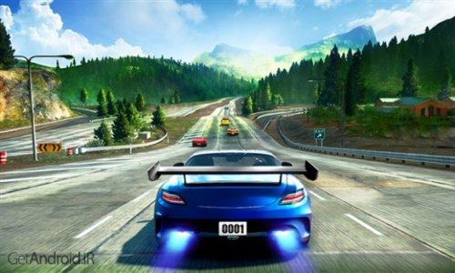 دانلود بازی Street Racing 3D v2.1.0 مسابقات ماشین سواری سه بعدی اندروید
