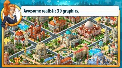 دانلود بازی Megapolis 4.71 – بازی استراتژیک کلانشهر اندروید