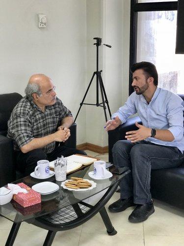 گفتگوی صمیمی با مهندس لیاقت جو یکی از مدیران موفق کشور