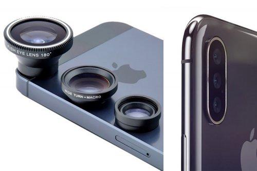 پیشبینی افزایش تقاضا برای دوربینهای سهگانه در سال 2019