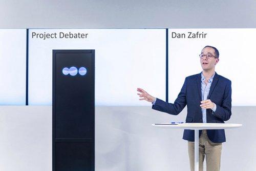 هوش مصنوعی IBM در مناظره با هوش انسانی شکست خورد
