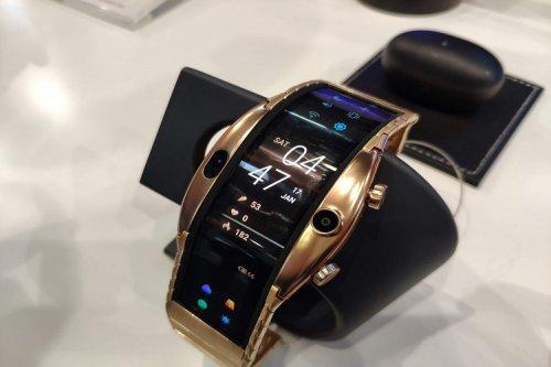 ساعت هوشمند متفاوت Nubia Alpha بهزودی عرضه میشود