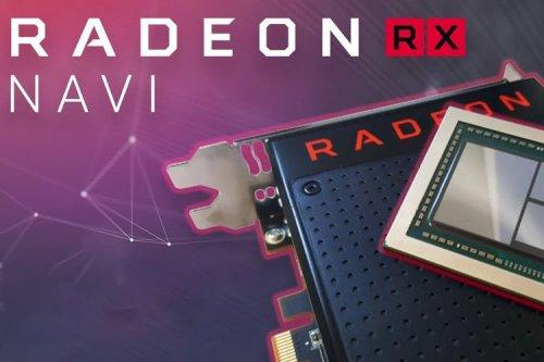 پردازنده گرافیکی Navi 20 شرکت AMD از رهگیری پرتو پشتیبانی میکند
