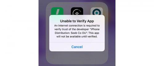 اپلیکیشن های ایرانی باز هم در iOS مسدود شدند