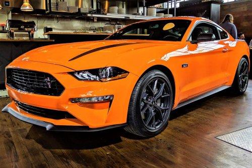 فورد موستانگ پرفروشترین خودرو اسپرت جهان باقی ماند