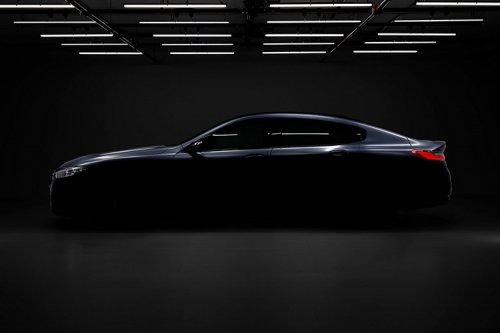 بی ام و سری 8 مدل چهاردر گرن کوپه، بهزودی معرفی خواهد شد