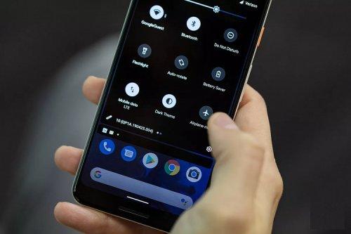 اندروید Q با پشتیبانی از تم تاریک و گوشی های تاشدنی منتشر خواهد شد