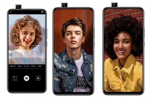 هواوی P smart Z معرفی شد؛ نمایشگر ۶.۵۹ اینچی، دوربین کشویی و قیمت اقتصادی