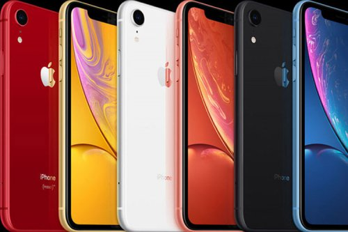 اپل نسل بعدی آیفون XR را در رنگهای سبز و بنفش نیز عرضه میکند