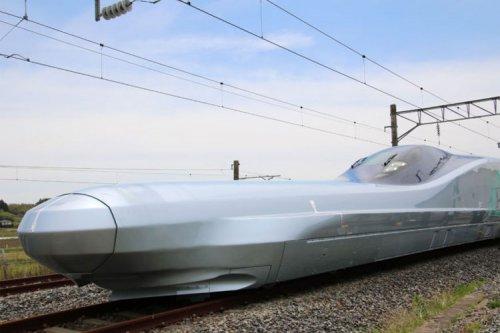 سریع ترین قطار شهری جهان در ژاپن آزمایش شد