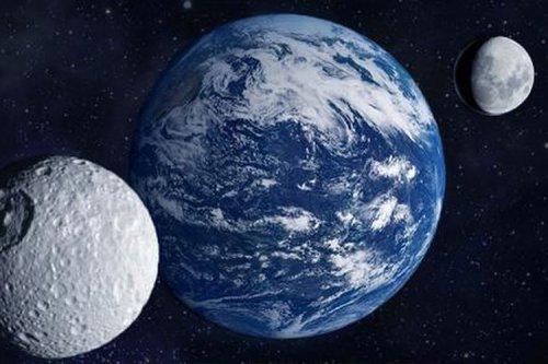 تشکیل ماه باعث آمدن آب به زمین شد