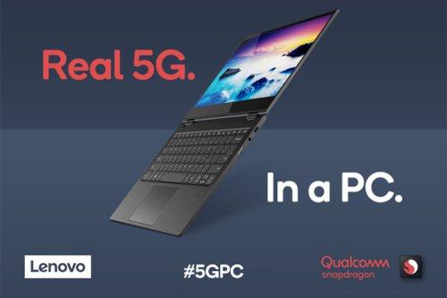 اولین لپ تاپ 5G جهان معرفی شد