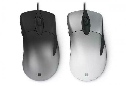 مایکروسافت از ماوس Pro IntelliMouse برای گیمرها رونمایی کرد