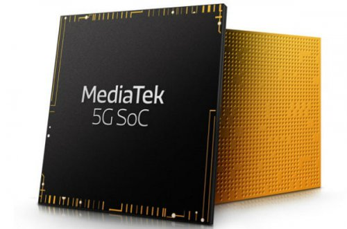 مدیاتک از نخستین چیپست 5G اختصاصی دنیای موبایل رونمایی کرد