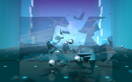 معرفی بازی Smash Hit؛ سمفونی شکستن شیشهها