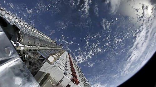 ماهوارههای استارلینک مزاحم رصد آسمان شب میشوند