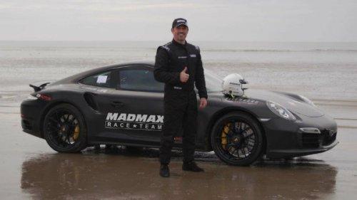 پورشه 911 تیونینگ به سریعترین خودرو بر روی آسفالت و شن تبدیل شد