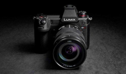 دوربین بدون آینه پاناسونیک S1H با قابلیت فیلم برداری 6K معرفی شد