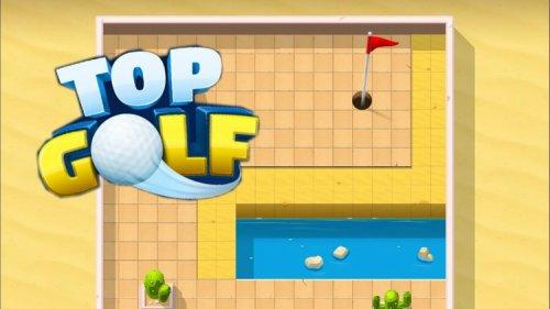 معرفی بازی Top Golf؛ گلف، دوباره با دستپخت مینیکلیپ