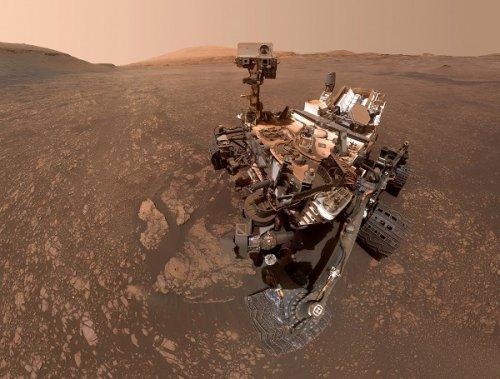 مریخنورد کنجکاوی ناسا شواهد جدیدی برای وجود آب در این سیاره پیدا کرد