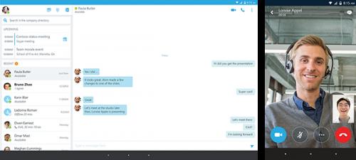 قابلیت اشتراکگذاری صفحه به نسخه موبایل اسکایپ اضافه شد