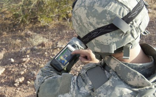 ارتش آمریکا جیپیاس ضد پارازیت میسازد