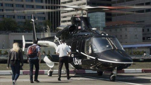 اوبر سرویس اوبر کاپتر را برای پروازهای شهری راه اندازی می کند