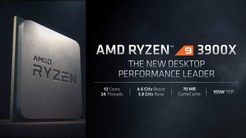 کمپانی AMD پردازنده رایزن 9 3950X را معرفی کرد؛ رقیبی جدی برای اینتل