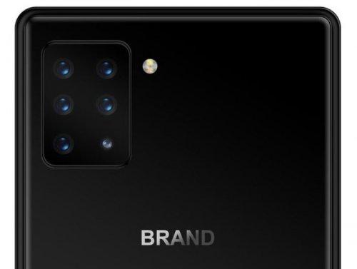 سونی گوشی هوشمندی با دوربین ششگانه در پنل پشتی توسعه میدهد