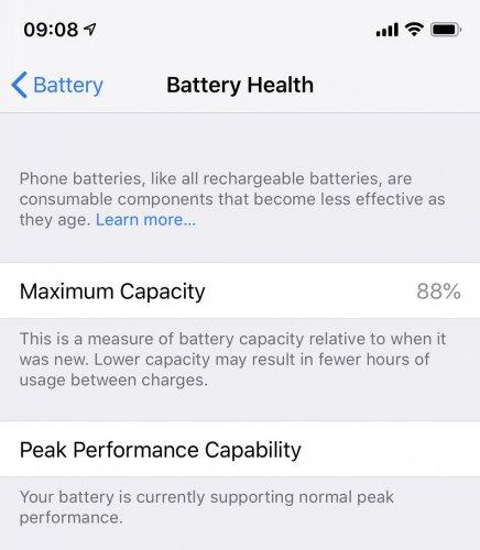iOS 13 به روشی هوشمندانه طول عمر باتری آیفون را افزایش میدهد