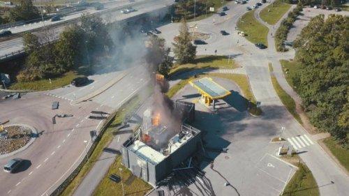 انفجار ایستگاه سوخت گیری هیدروژن در نروژ آینده را برای پیل های سوختی تاریک تر کرد