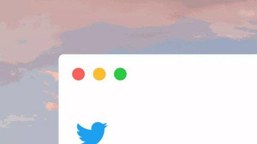 اپلیکیشن دسکتاپ توییتر به سیستم عامل مک باز میگردد