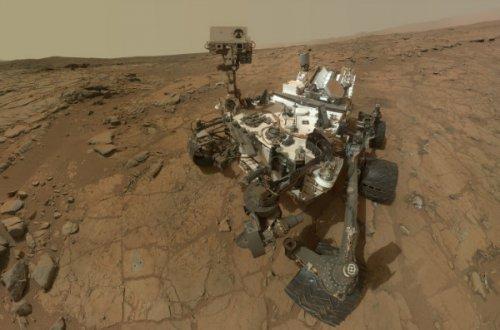 افزایش احتمال حیات در مریخ؛ کاوشگر کنجکاوی مقادیر زیادی گاز متان کشف کرد