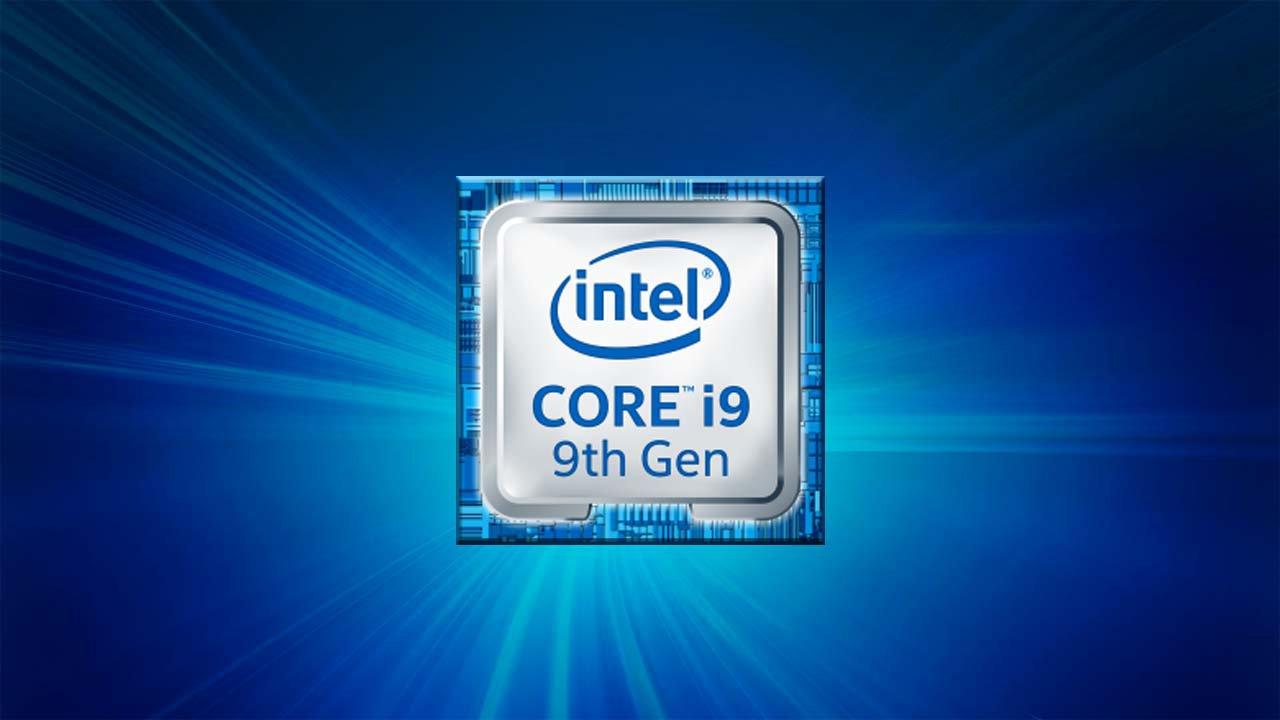 CPU های نسل نهم 9 اینتل