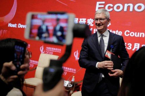 حذف بیش از ۵۰۰ اپلیکیشن از اپ استور به درخواست دولت چین