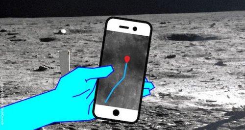 سیستم GPS در ماه راه اندازی می شود