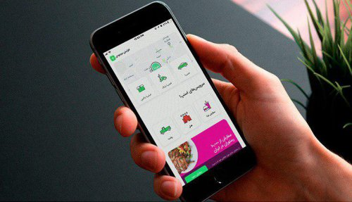 امکان درخواست غذا در اپلیکیشن اسنپ برای همه کاربران فراهم شد