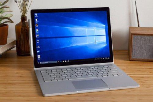 توقف انتشار آپدیت جدید ویندوز 10 برای سرفیس بوک 2 مایکروسافت
