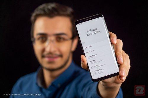 گوشی های سامسونگ با اندروید Q رابط کاربری One UI 2.0 را دریافت میکنند