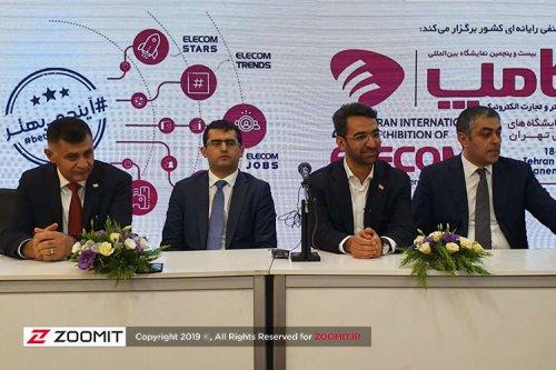 وزیر ارتباطات از دستیابی به سرعت ۴۰ مگابیتبرثانیه در اینترنت خانگی با سرویس VDSL سرینو خبر داد