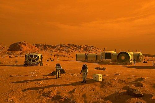 پنجاه سال پس از آپولو 11، نوبت به فتح مریخ رسیده است