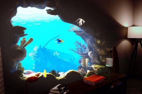 مجیک لیپ با Undersea آکواریوم واقعیت افزوده را به خانه کاربران میآورد
