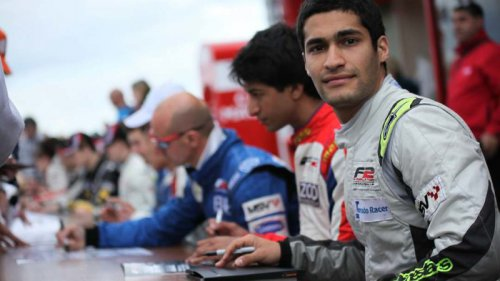 آشنایی با کوروش محمدخانی ؛ راننده آینده دار ایرانی در مسابقات بین المللی