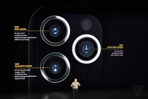 دوربین های خانواده آیفون 11 چه قابلیت هایی دارند؟