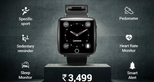 ساعت هوشمند لنوو با نام Lenovo Carme معرفی شد
