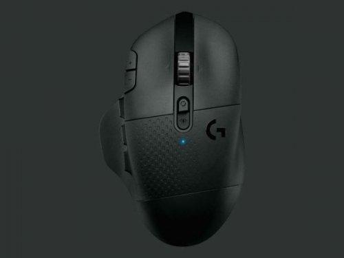 ماوس گیمینگ لاجیتک G604 معرفی شد؛ 15 کلید قابل برنامهریزی و اتصال لایت اسپید